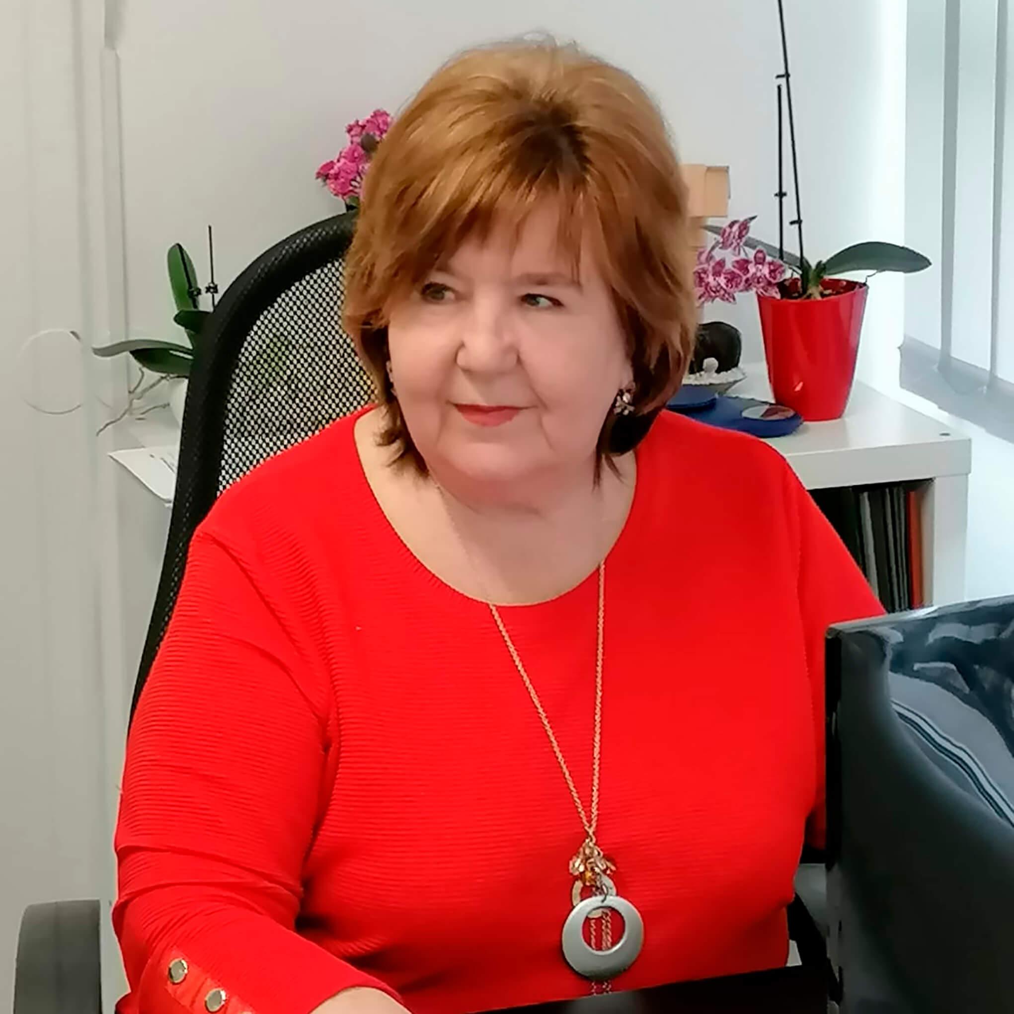Elvira Monastir Lohnsteuerhilfeverein Nürnberg